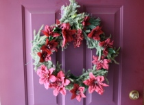 Front-door wreath
